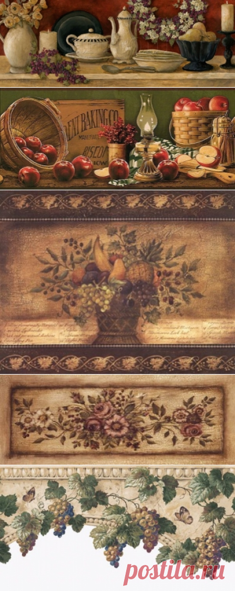Pictures for a decoupage