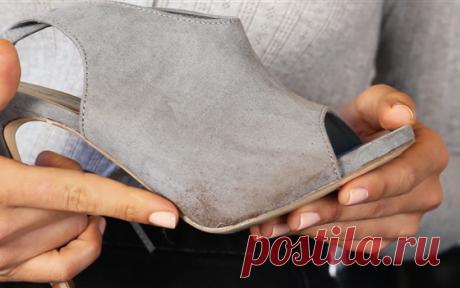 Como limpiar el calzado de gamuza