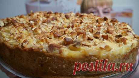 Яблочный пирог с нежным вкусом - Простые рецепты Овкусе.ру