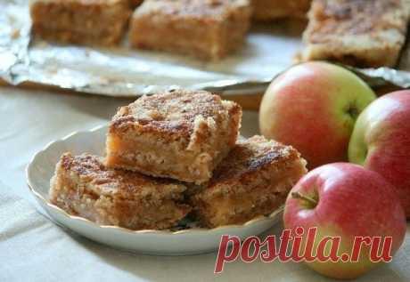 Венгерский яблочный пирог рецепт – выпечка и десерты. «Еда»