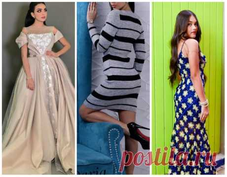 Dresses 2019: Formal, casual, all seasons' Dresses (40 Photos + Videos) Dresses 2019 have a huge diversity of models and options. Some of those we will discuss together, to find idea of what you should choose as a dress.