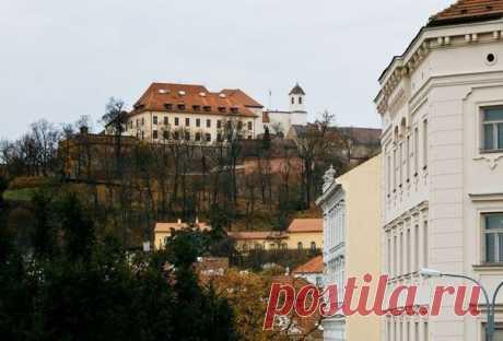 Замок Шпильберк - самая страшная тюрьма Европы - Путешествуем вместе