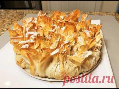 Яблочный Пирог ПРИНЦЕССА. Вот он, самый простой и вкусный пирог. (авторский рецепт)