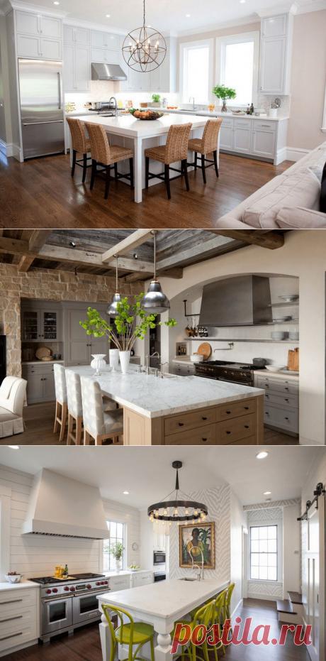 Белоснежная кухня: 40 потрясающих белых интерьеров, в которых совсем не скучно — Самострой