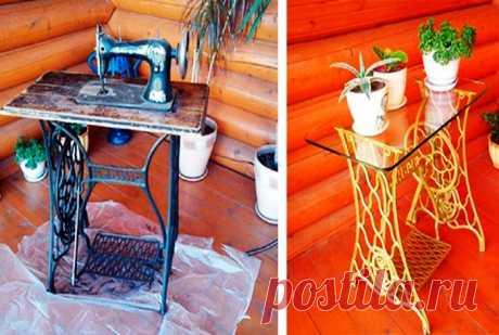 12 оригинальных идей, как переделать старую мебель в стильные предметы интерьера