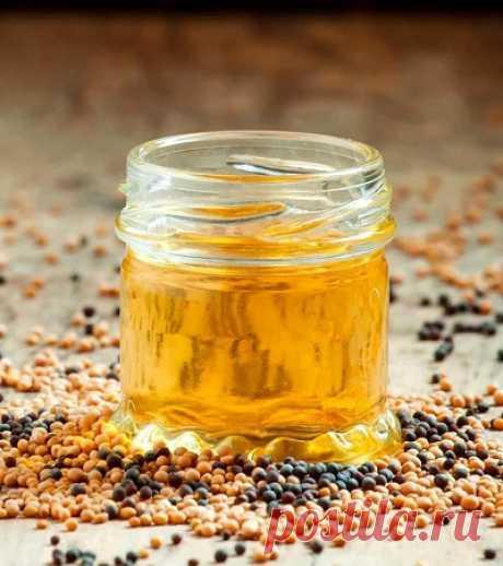 """6 преимуществ горчичного масла для здоровья... - Познавательный сайт ,,1000 мелочей"""" - медиаплатформа МирТесен"""
