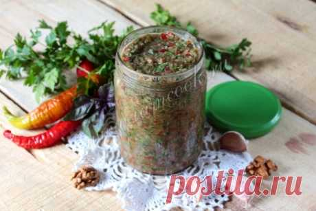 Аджика «Абхазская», рецепт с фото. Как приготовить острую аджику по-абхазски в домашних условиях?