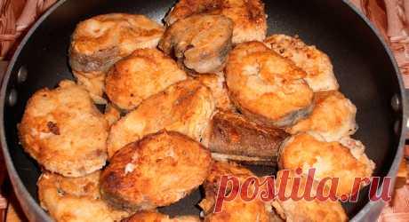 Как приготовить Хек на сковороде - 7 пошаговых рецепта