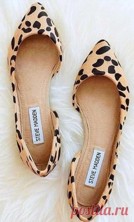 Обувь без каблука 👠 ❤ #shoes@looksima