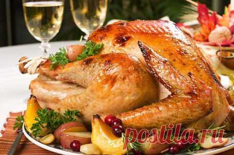 Индейка – лучшие блюда из самой полезной птицы / Простые рецепты