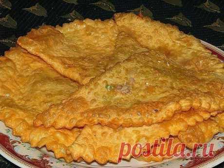Las empanadillas por la receta especial