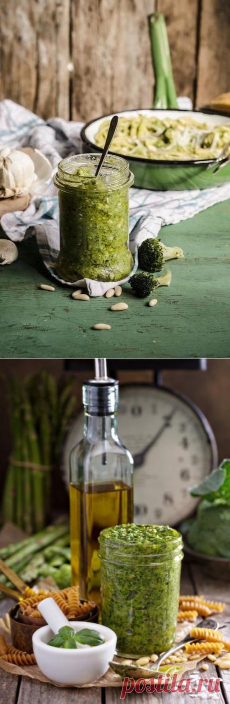 Соус песто - как готовить, с чем едят и классический рецепт