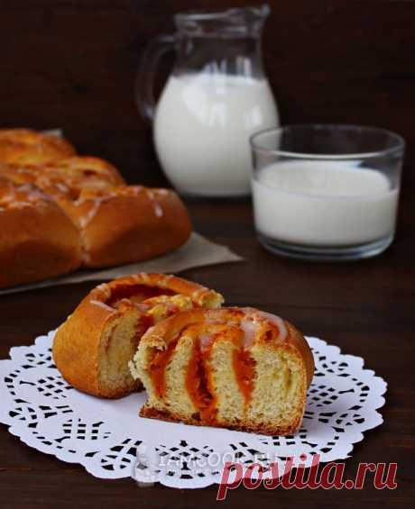 Отрывной тыквенный пирог — рецепт с фото пошагово. Отрывной тыквенный пирог  – это хороший вариант не только для обычного чаепития в кругу семьи, но и для праздничного стола.