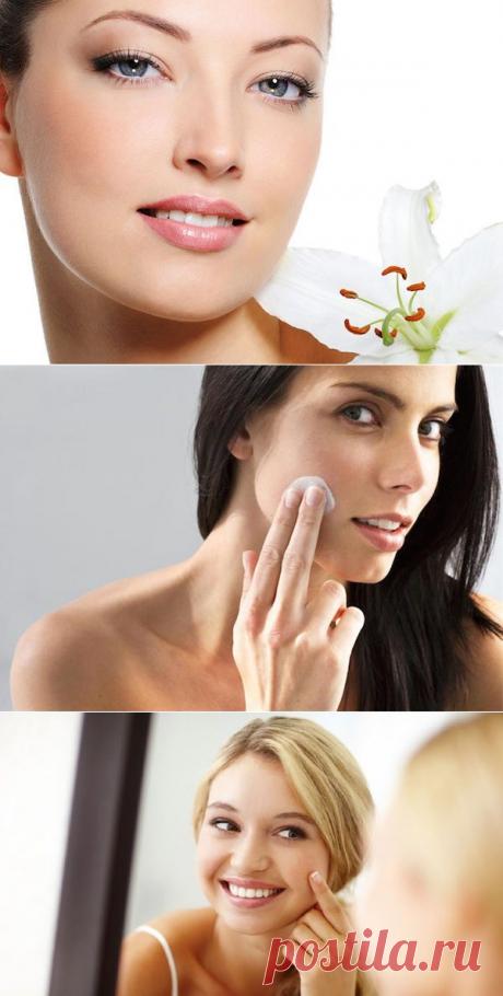Как привести обвисшие щеки в порядок / Все для женщины