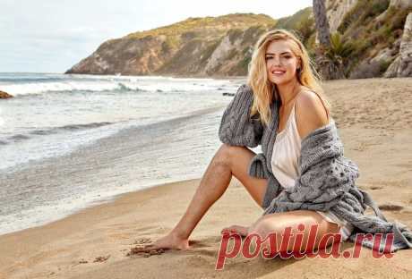 Красотка Кейт Аптон