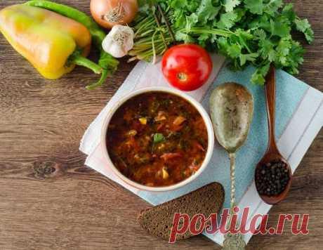 Борщ со свеклой и килькой - рецепт приготовления с фото от Maggi.ru
