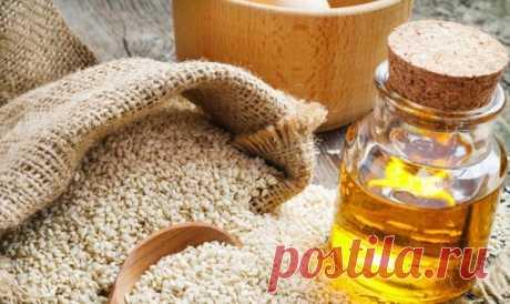 Кунжутное масло: полезные свойства и противопоказания Кунжутное масло: полезные свойства и противопоказания. Можно ли жарить на масле кунжута и от чего оно лечит. Как правильно хранить и использовать, дозировка