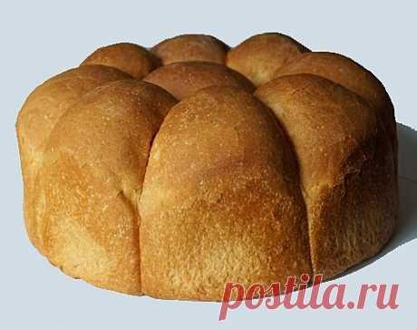 """Хлеб формовой """"Ромашка"""" из пшеничной муки 1-го сорта по МРТУ - про Хлеб и Булки"""