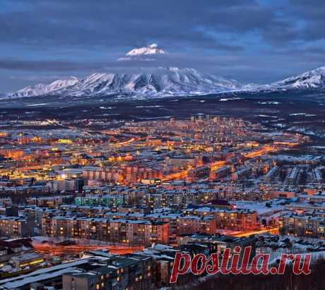 Россия, Камчатка