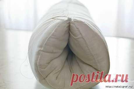 Замечательная идея применения для старых подушек