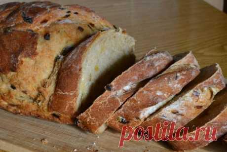 Луковый хлеб на кефире рецепт – выпечка и десерты. «Еда»