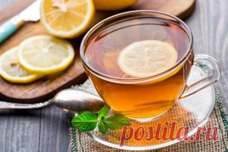 Чай, который поможет избавиться от жира в области живота! | Великий чайный путь