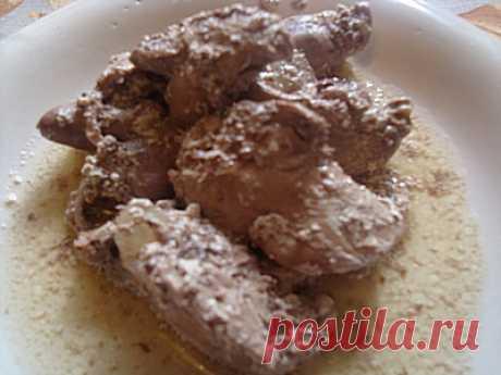 El corazón de gallina (la receta en la multicocción)