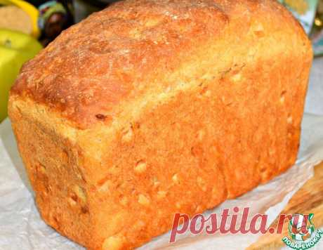 Яблочный десертный хлеб – кулинарный рецепт
