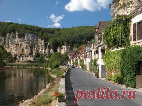 Деревня Ла-Рок-Гажак - очарование французской провинции — Путешествия
