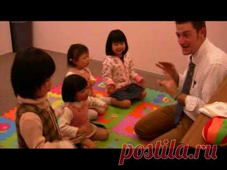 Teaching Kindergarten Kids English