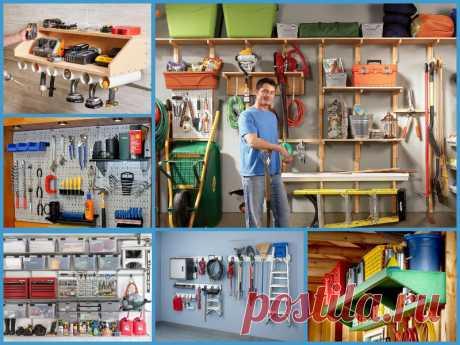 Гараж для умельца – топ нестандартных идей, как идеально организовать порядок в гараже для безошибочной работы Постановка задачи. Как организовать пространство. Хранение инструмента. Зона отдыха.