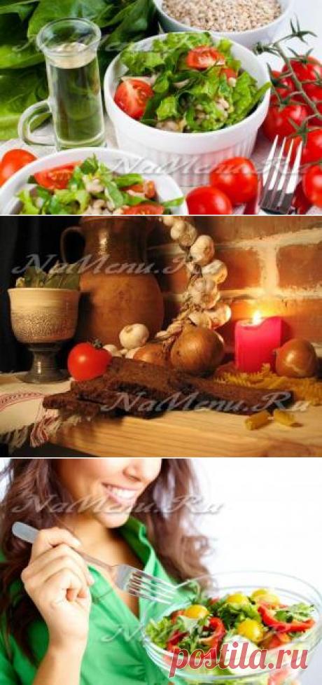 La cuaresma 2016: el calendario de la alimentación por días, la tabla