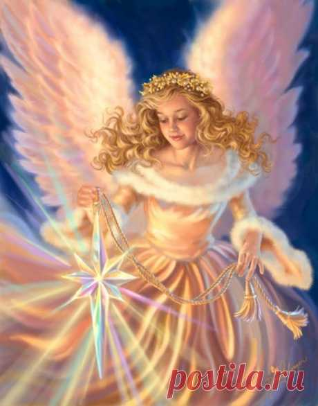 Чудотворная молитва ангелу-хранителю о помощи