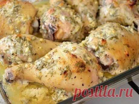 Как приготовить курица в маринаде по-гречески - рецепт, ингредиенты и фотографии