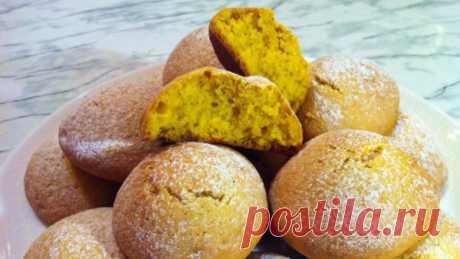 Печенье из тыквы в духовке: пошаговые рецепты, калорийность