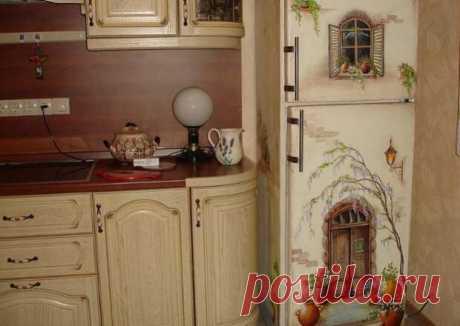 Обновляем старую кухонную мебель в технике декупаж В современном дизайне активно используется техника декупажа. Она зародилась в те давние... Читай дальше на сайте. Жми подробнее ➡