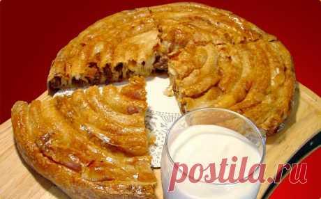 Кулема: мясной пирог, который понравится мужчинам. Рецепт на 23 февраля