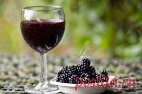 Вино из шелковицы | Домашние заготовки
