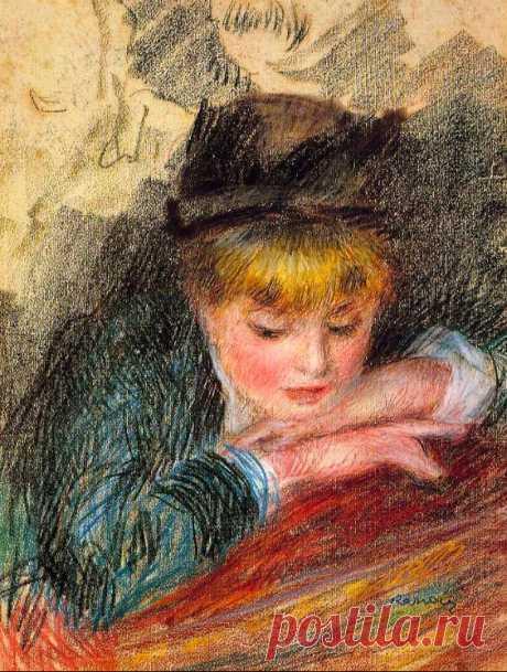 The Loge Pierre Auguste Renoir - 1879