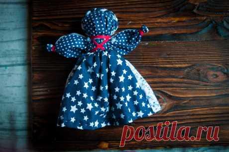 Кукла день-ночь. Необычная игрушка-оберег | Рекомендательная система Пульс Mail.ru