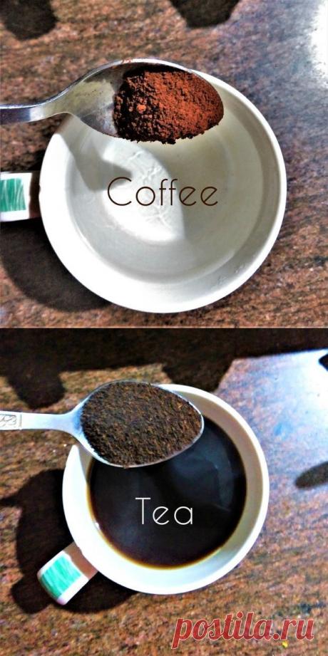 Как сделать натуральную морилку из кофе и чая | Своими руками