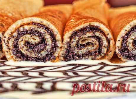Блюда на Маковея: порадуй гостей вкусными блинами - 6 Августа 2020 - Дискотека
