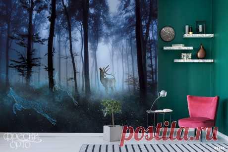 Изображение #33149 Mysterious forest