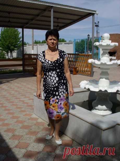 Зинаида Митрюшкина