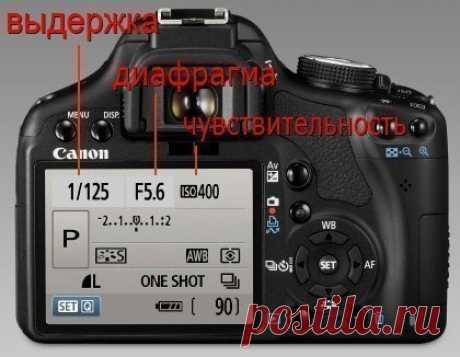 Как правильно настроить фотоаппарат