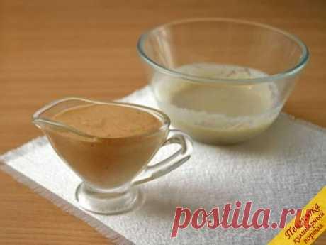 Паста и соус тахини (тхина) (пошаговый рецепт с фото) — Кулинарный портал Печенюка