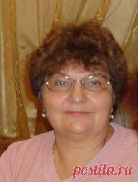 Галина Ершова-Тюрина