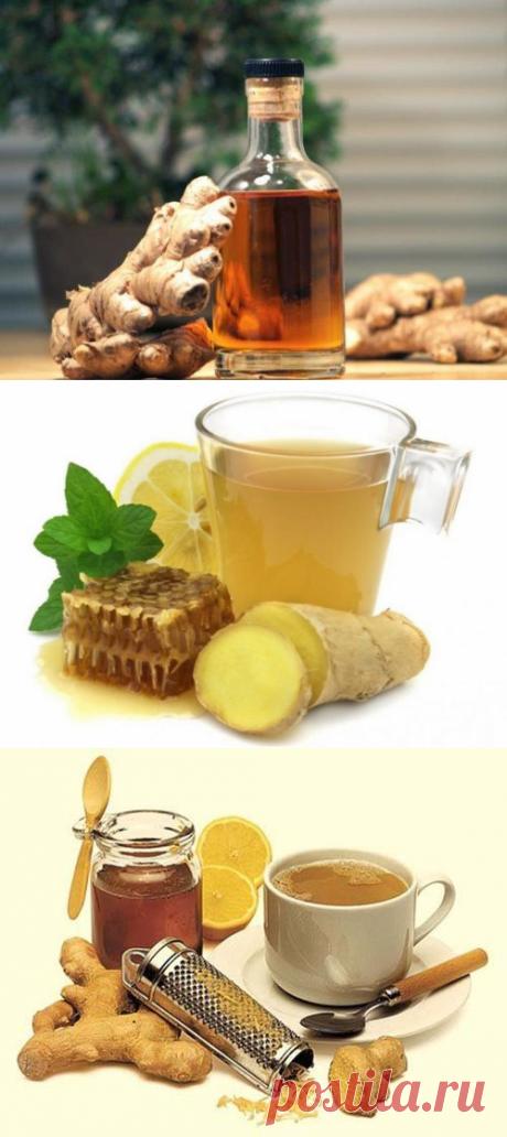 5 рецептов имбирной настойки