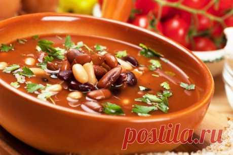5 рецептов постных овощных супов