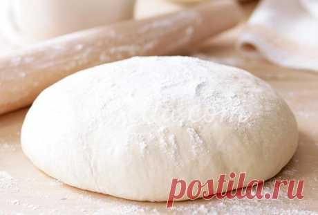 Постное тесто (рецепты теста для постной выпечки) - Постная выпечка от 1001 ЕДА